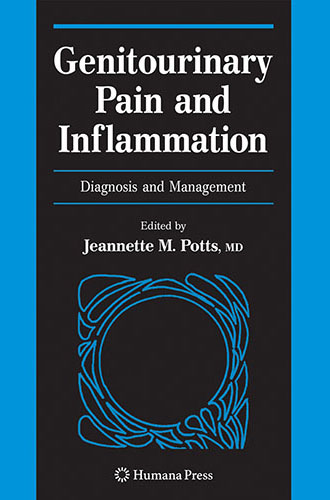 Genitourinary Pain and Inflammation Diagnosis and Management