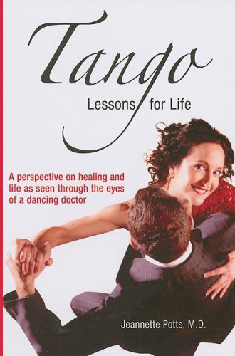 Tango Lessons for Life Cover