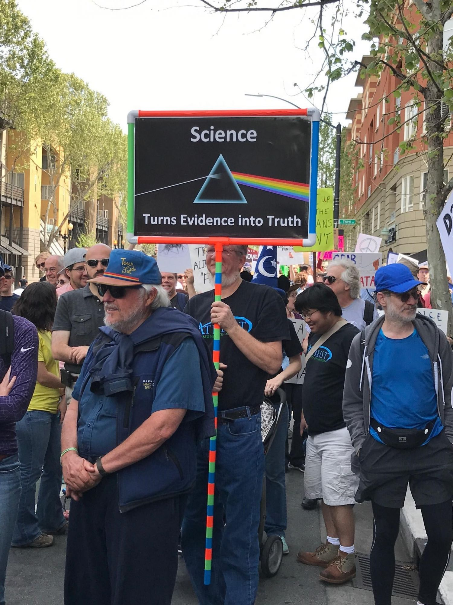 Science Turns Evidence Into Truth