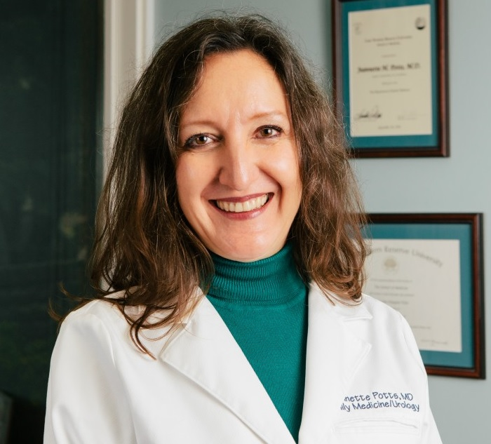Vista Urology Pelvic Pain Partners Treat Chronic Prostatitis Jeanette Potts