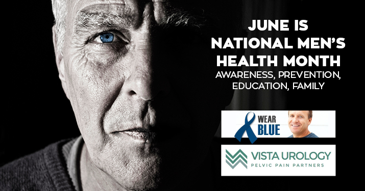 Vista Urology Celebrates Men's Health Month 2016